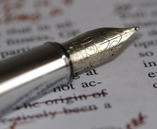 Handwriting services